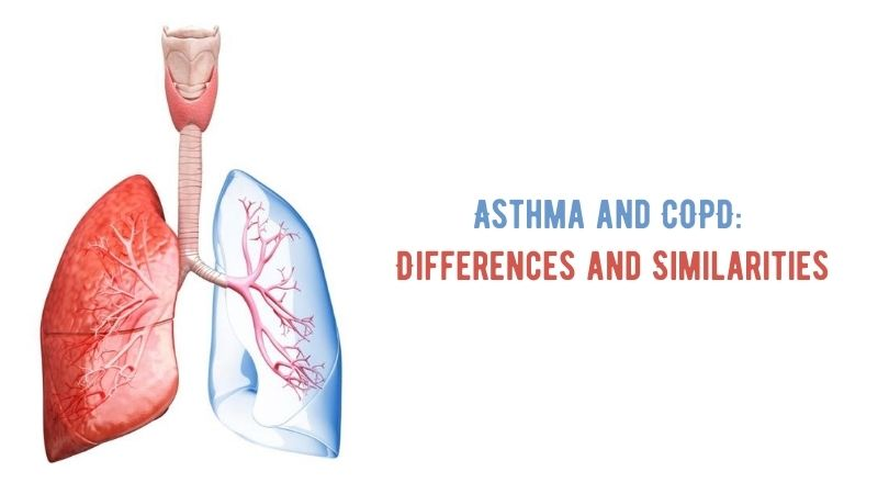 Asthma and COPD Differences and Similarities